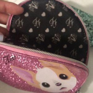 Kat Von D Makeup - 2 makeup bags. 1 kat von d and 1 too faced.